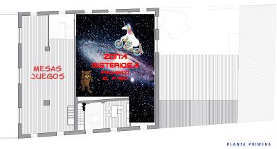 mapa de tanabata 2013 planta uno