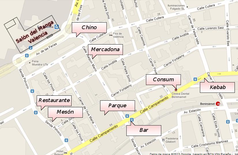 XI Salón del Manga de Valencia!
