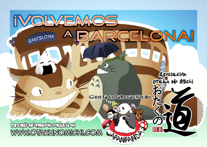 Viaje Organizado – Salón del Manga de Barcelona – 2/11/2013 – 3/11/2013