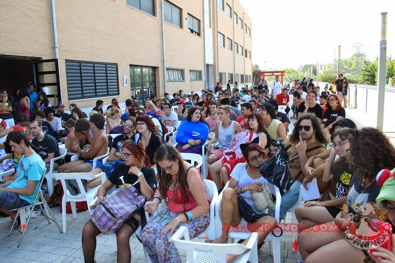 Otakuart 2014 en Quart de poblet (Valencia)
