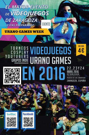 Urano Games Week