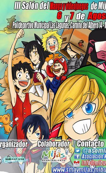 III Salón del Manga de Mijas