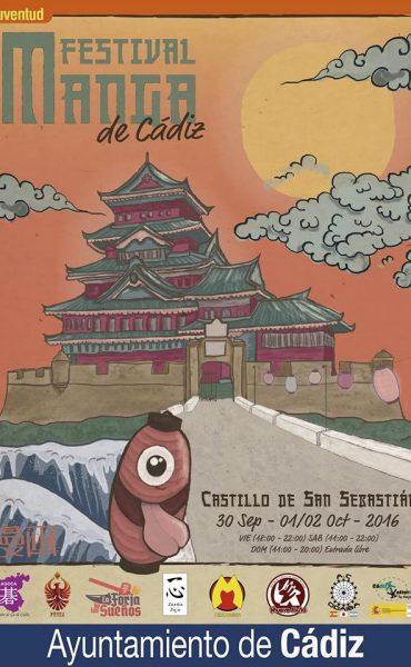 III Festival Manga de Cádiz