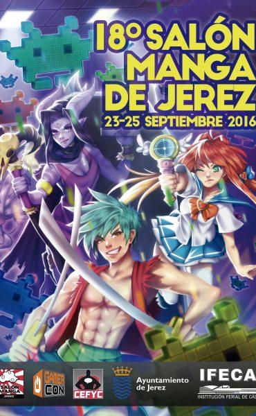 Salón del Manga Jerez/GamerCon