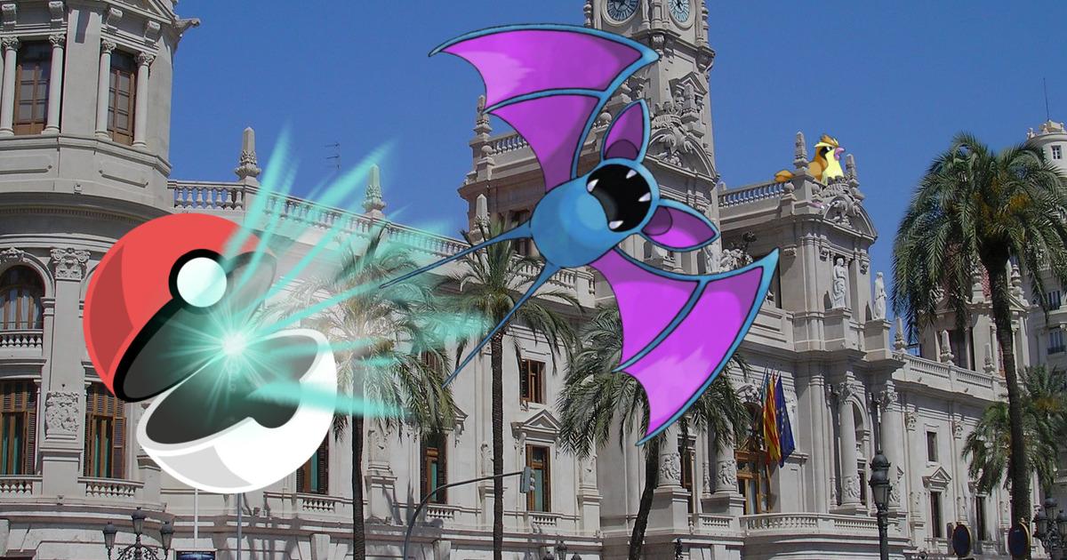 Se ha visto un zubat en Valencia