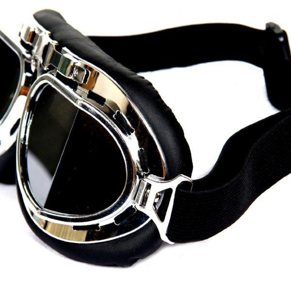 Gafas aviador steampunk