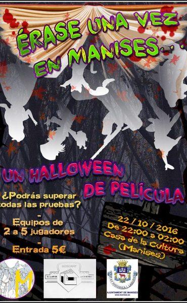 Halloween en Manises