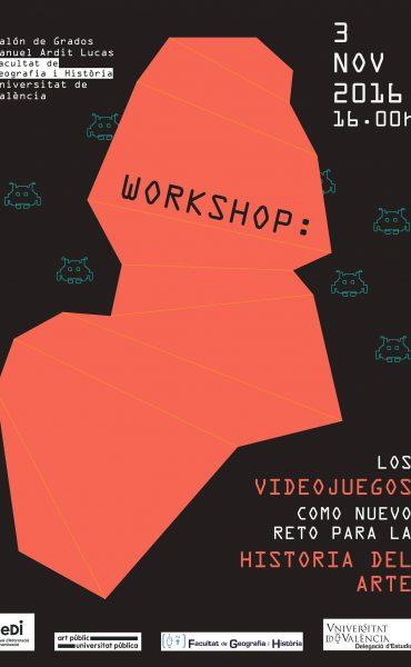Workshop: Charlas de videojuegos