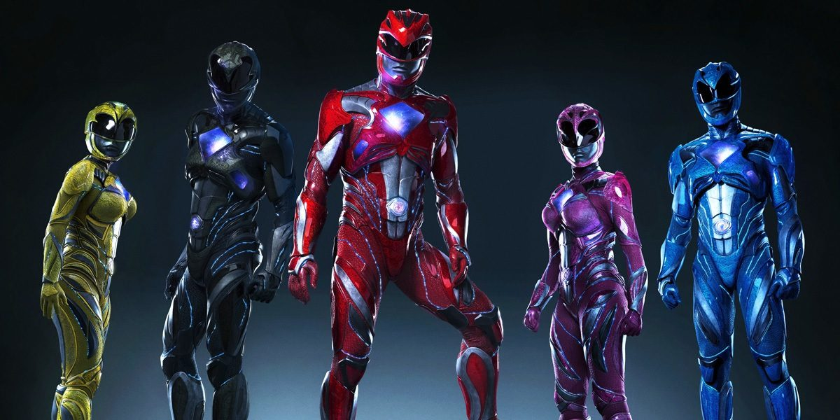 La película de Power Rangers llegará pronto