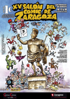 XV Salón del Cómic de Zaragoza