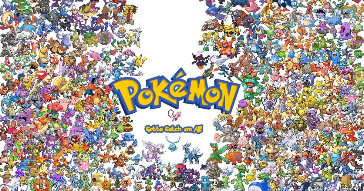 Los 3 Pokémon más kawaii de cada generación