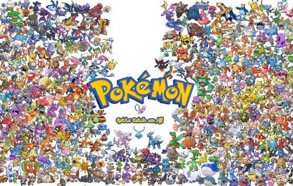 Foto de Los 3 Pokémon más kawaii de cada generación