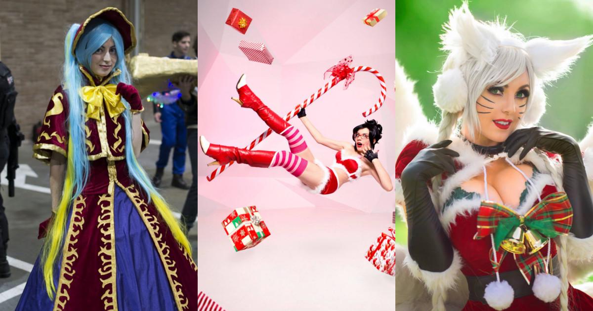Los 8 cosplays más navideños