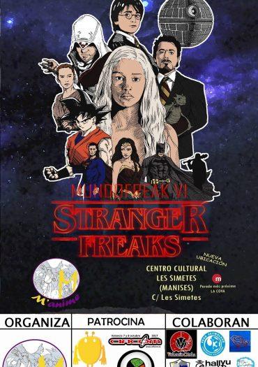 Mundofreak VI – Stranger Freaks