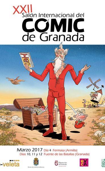 Salón Internacional del Cómic de Granada