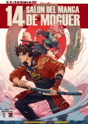 14 Salón Manga de Moguer