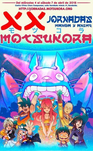 XX Jornadas Manga y Anime de Motsukora